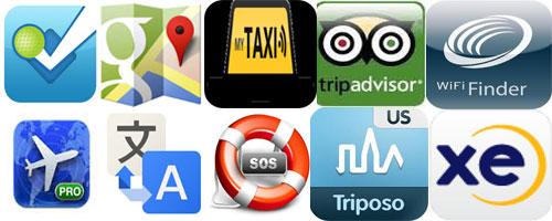 Te recomendamos 10 apps de viaje